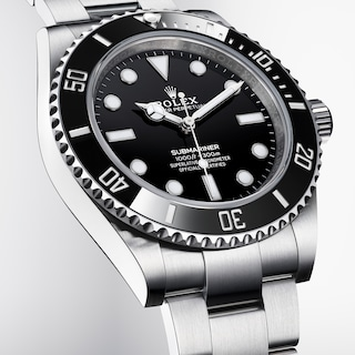 Oyster Perpetual Submariner, 41mm, Oystersteel